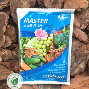 Master, мінеральне добриво NPK 13-11-38